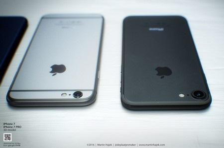 Tuyệt đẹp ý tưởng thiết kế iPhone 7 phiên bản màu đen - 6