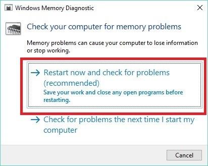 Tuyệt chiêu kiểm tra tình trạng bộ nhớ RAM trên máy tính chạy Windows - 2
