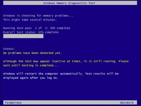 Tuyệt chiêu kiểm tra tình trạng bộ nhớ RAM trên máy tính chạy Windows - 3