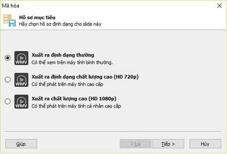 Phần mềm tạo video trình diễn ảnh theo phong cách chuyên nghiệp - 11