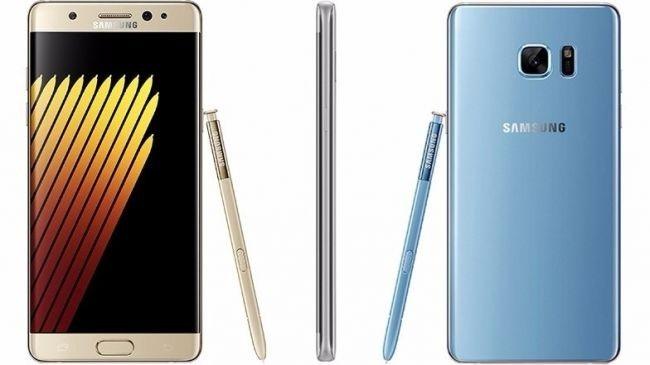 Ảnh chính thức đã từng bị rò rỉ của Note 7 cho thấy sản phẩm có thiết kế khá giống Galaxy S7 edge