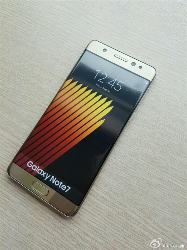 Galaxy Note7 lộ toàn bộ trước giờ G - 2