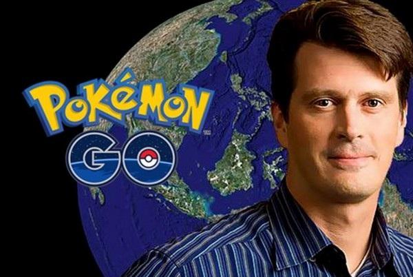 """John Hanke, người từng làm việc cho các dự án của CIA khiến nhiều người lo ngại Pokemon GO là một sản phẩm khác có CIA """"nhúng tay"""" vào"""