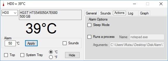 Cảnh báo nhiệt độ để giúp kéo dài tuổi thọ ổ cứng máy tính - 3