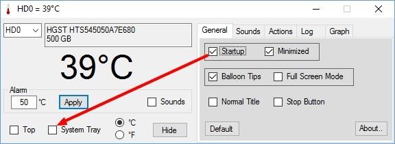 Cảnh báo nhiệt độ để giúp kéo dài tuổi thọ ổ cứng máy tính - 4