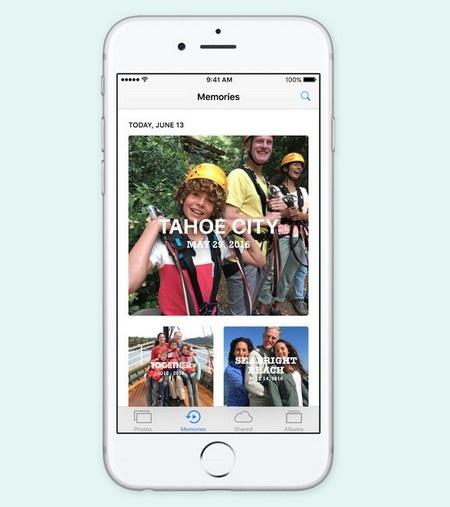 10 tính năng mới mà bạn không thể bỏ qua trên iOS 10 - 1