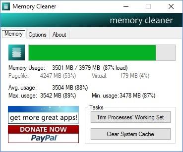 Tự động tối ưu bộ nhớ RAM giúp máy tính hoạt động mượt mà hơn - 3