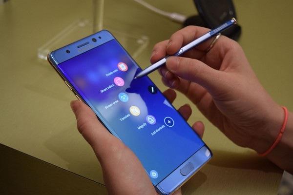 Cơ quan chức năng Mỹ không hài lòng với động thái không dứt khoát khi thu hồi Galaxy Note7 tại thị trường này
