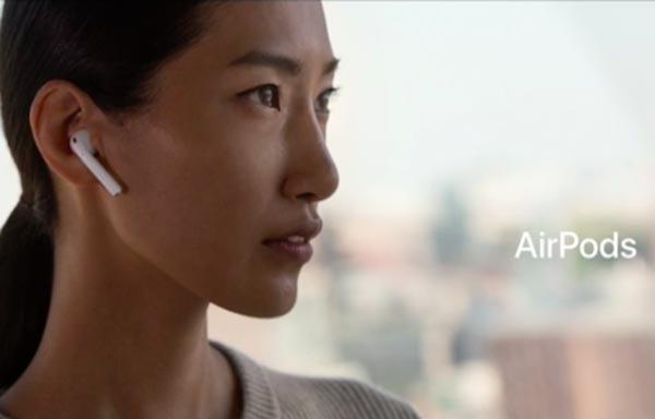 Thiết kế không dây và nhỏ gọn khiến AirPod dễ dàng bị đánh mất khi sử dụng