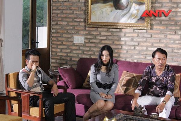 Phim có sự tham gia của Hùng Thuận vào vai con trai ông trùm Du Lãng
