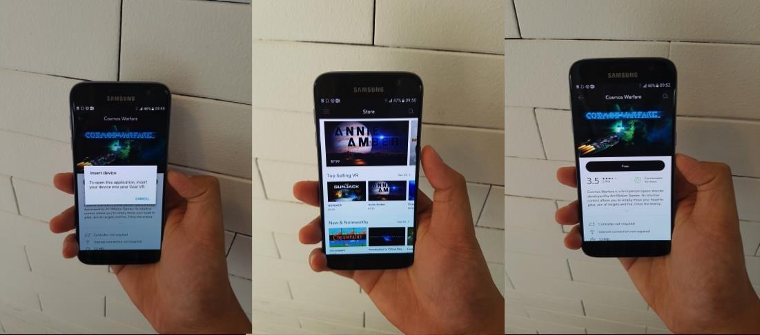 Hướng dẫn sử dụng kính thực tế ảo Gear VR của Samsung - 3