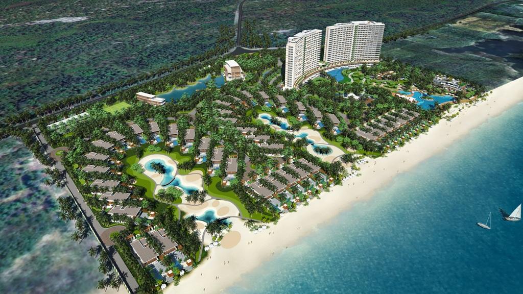 Sức hút hấp dẫn của dự án 100% mặt tiền biển tại Hồ Tràm - 1