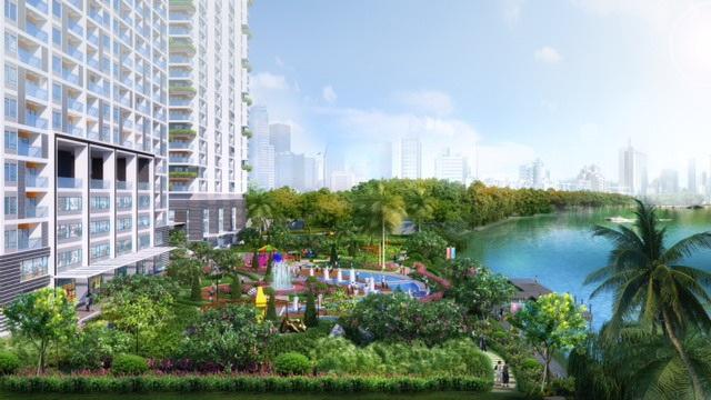 Sức hút mới từ những dự án ven sông Sài Gòn - 1