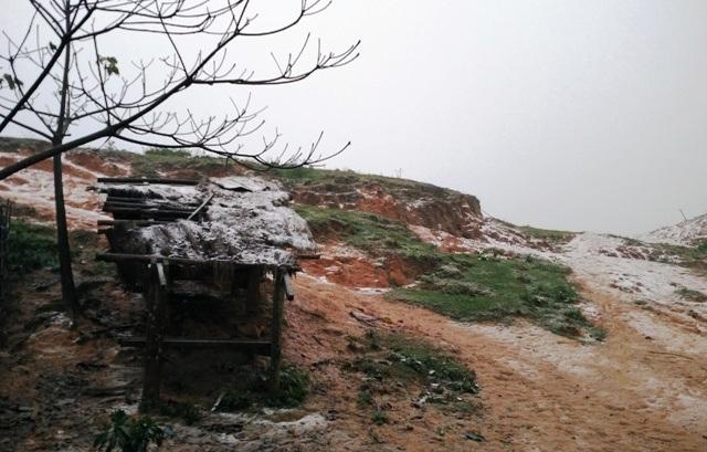 Tuyết rơi phủ trắng bản làng ở Thanh Hóa - 11