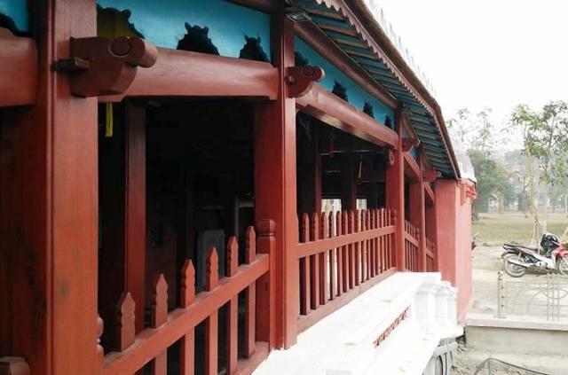 """Chiêm ngưỡng """"chùa Cầu Hội An"""" tại xứ Thanh - 3"""