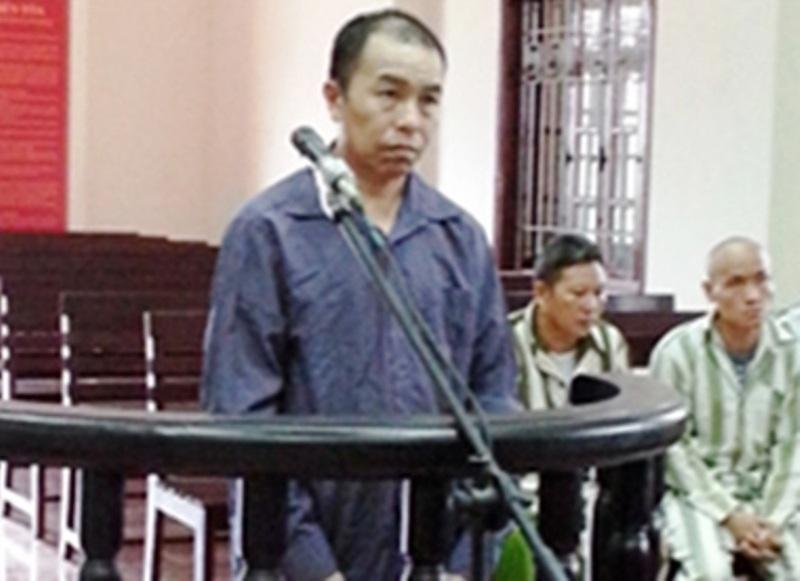 Khà A Giàng - trùm ma túy tỉnh Hòa Bình lĩnh án tử hình sau nhiều năm lần trốn (ảnh: AM)