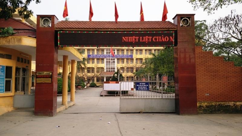 Trường ĐH Hoa Lư, Ninh Bình