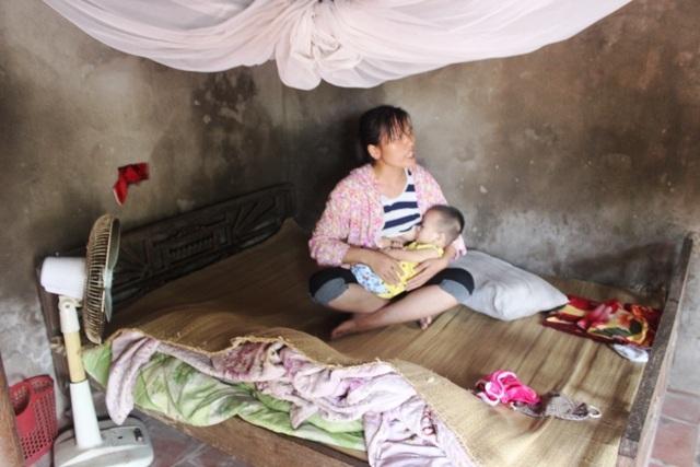 Nơi ở của những con người bất hạnh chỉ là cái giường xập xệ, rách nát