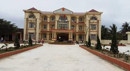 Xã Phú Nhuận - Như Thanh là một trong những xã có tình trạng thừa Phó chủ tịch