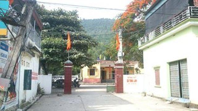 Trụ sở UBND xã Tùng Lâm- Tĩnh Gia (Thanh Hóa)