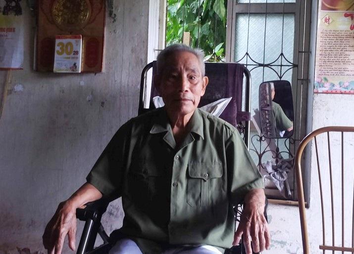 Hàng chục năm trôi qua nhưng ký ức về những lần được gặp Bác Hồ vẫn còn mãi trong trí óc cựu TNXP Nguyễn Văn Kỷ