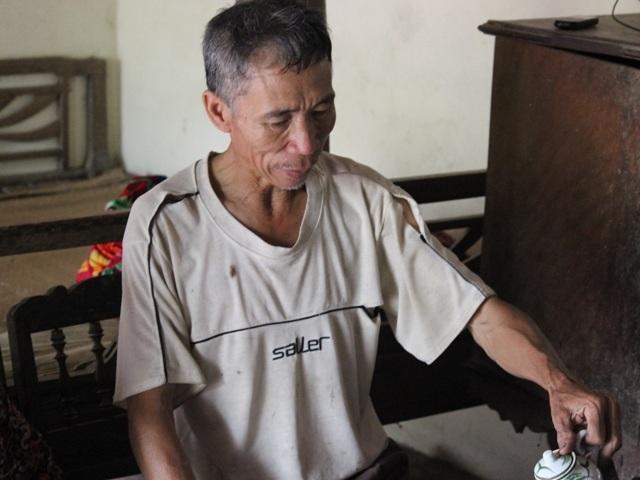 Sự trở về của người con gái sau 8 năm mất tích mà ông Ngọ cứ ngỡ như mơ.