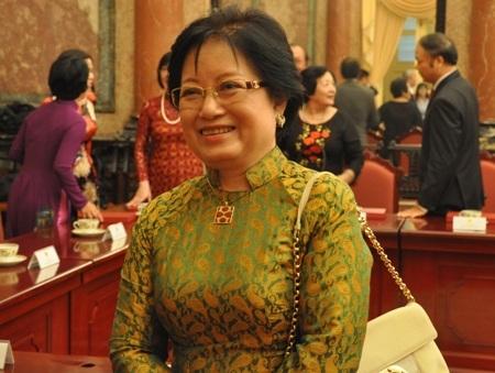Bà Phan Thúy Thanh