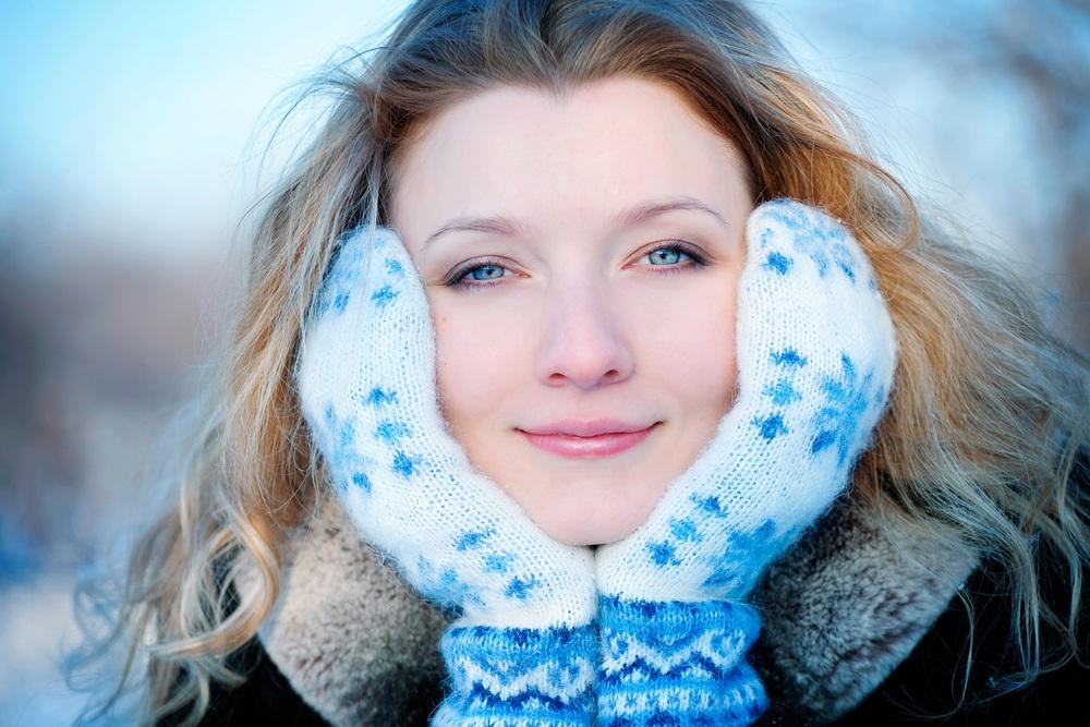 Bí quyết để không lo da bị khô trong mùa đông - 1