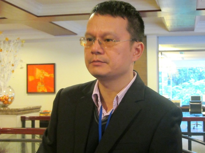 Tiến sỹ Trần Việt Thái, Viện phó Viện Nghiên cứu Chiến lược, Học viện Ngoại giao