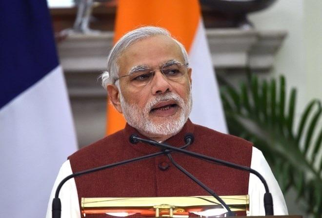 Thủ tướng Ấn Độ Narendra Modi sẽ thăm Việt Nam từ ngày 2-3/9 (Ảnh: AFP)