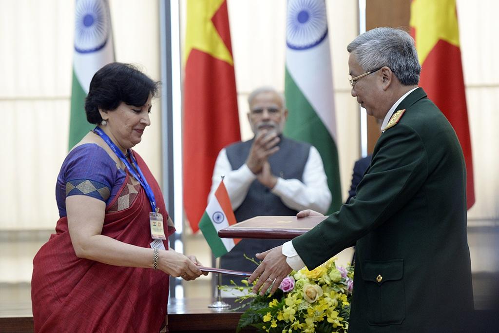 Ấn Độ cung cấp 500 triệu USD cho lĩnh vực quốc phòng  Việt Nam - 3