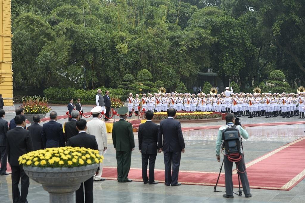 Việt Nam, Ấn Độ nâng cấp quan hệ lên đối tác chiến lược toàn diện - 6