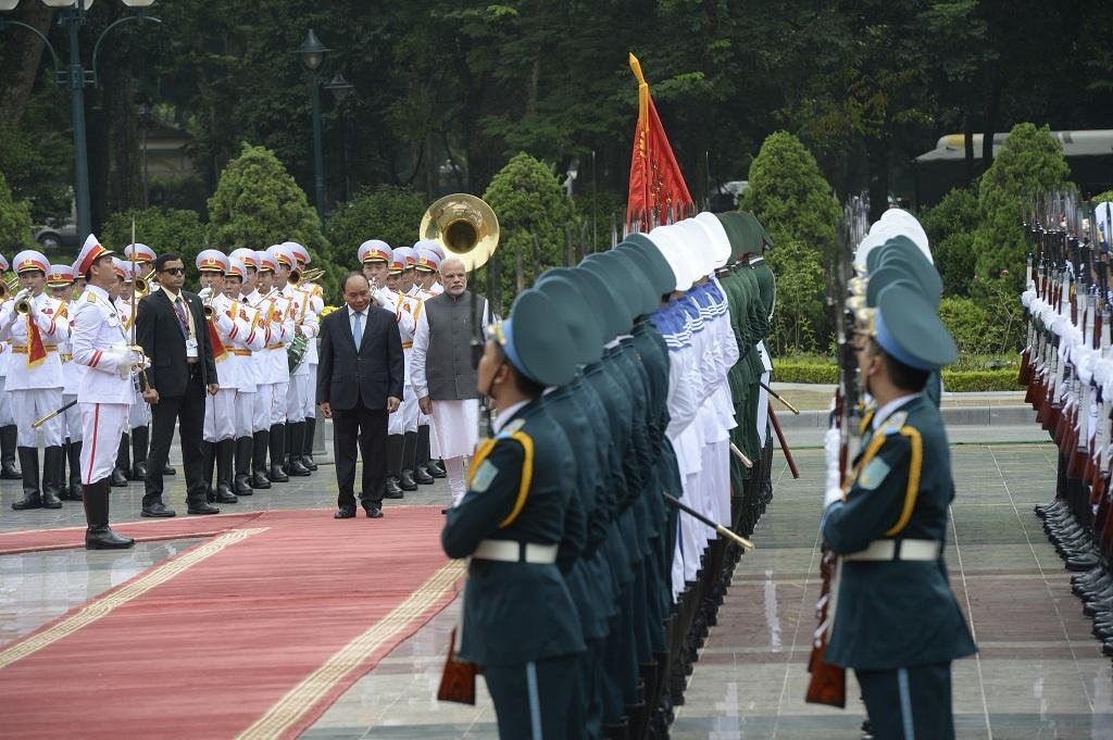 Việt Nam, Ấn Độ nâng cấp quan hệ lên đối tác chiến lược toàn diện - 3