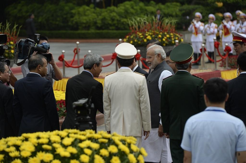 Việt Nam, Ấn Độ nâng cấp quan hệ lên đối tác chiến lược toàn diện - 5