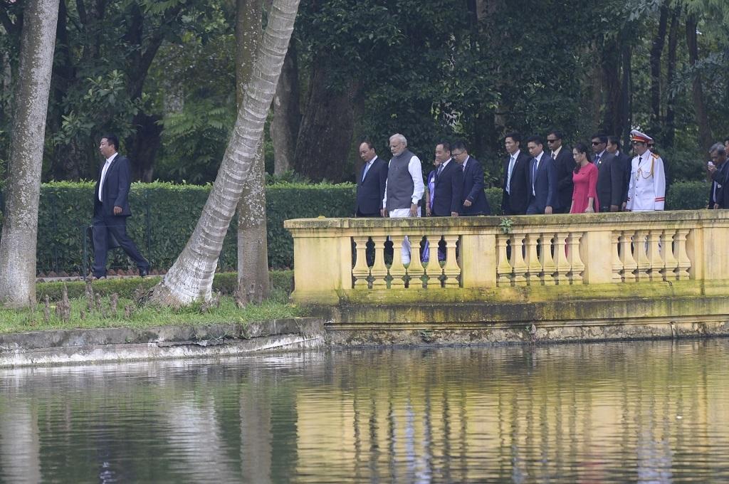 Việt Nam, Ấn Độ nâng cấp quan hệ lên đối tác chiến lược toàn diện - 10