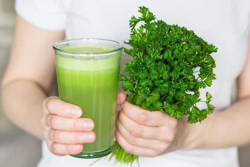 Rau mùi và 5 lợi ích sức khỏe - 2