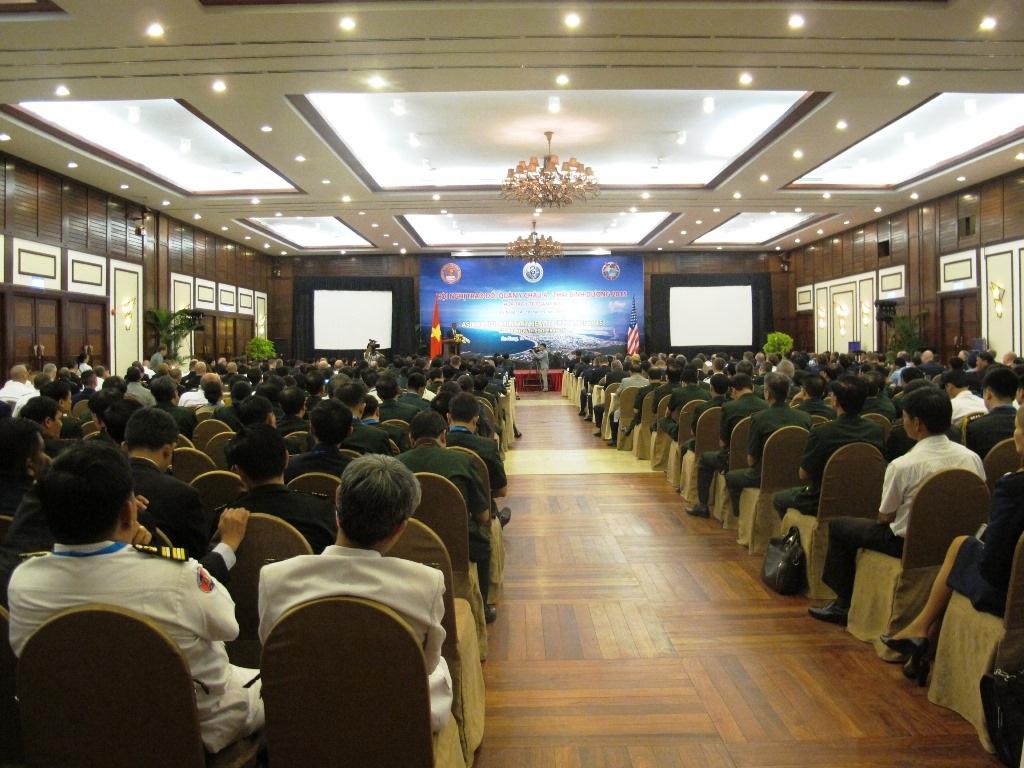 Hội nghị trao đổi Quân y Châu Á – Thái Bình Dương chính thức khai mạc vào ngày 14/9, tại Đà Nẵng