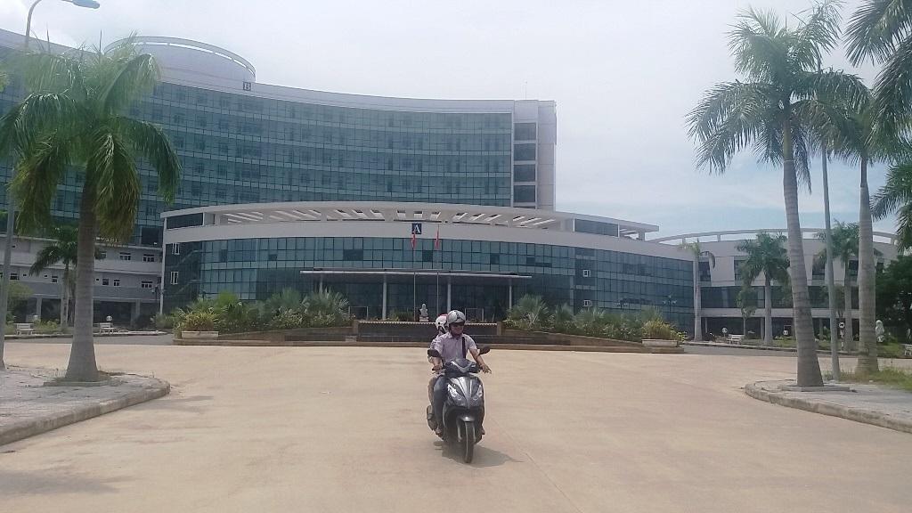 Bệnh viện Ung thư Đà Nẵng đã chuyển qua công lập tự ngày 1/9/2015 với tên gọi là Bệnh viện Ung bướu Đà Nẵng