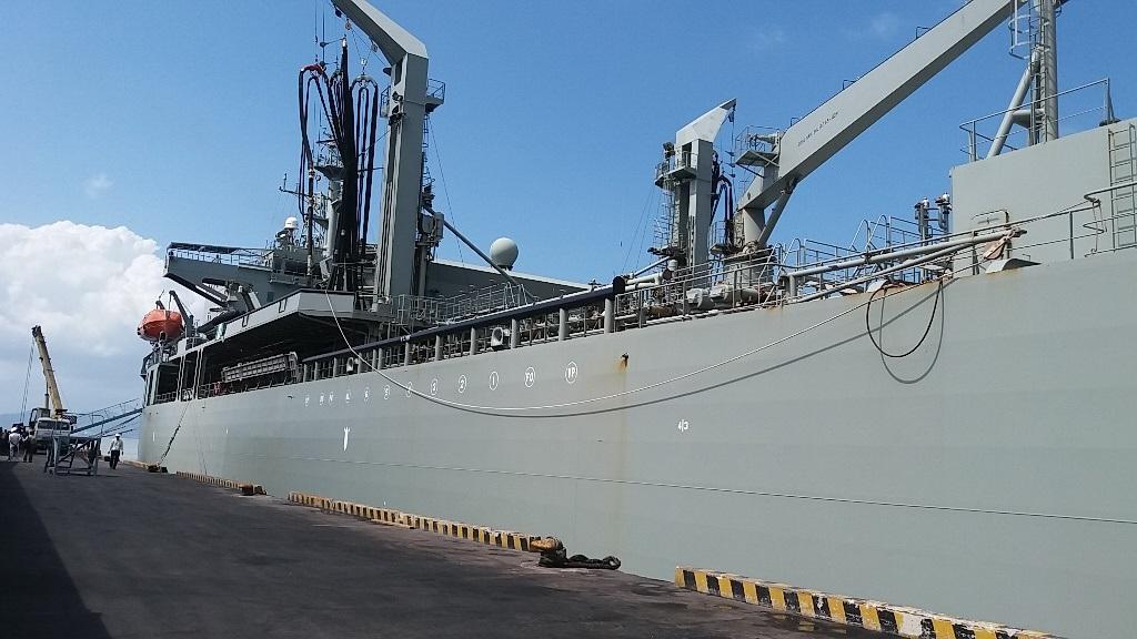 Tàu códài 191 m, rộng 32 m