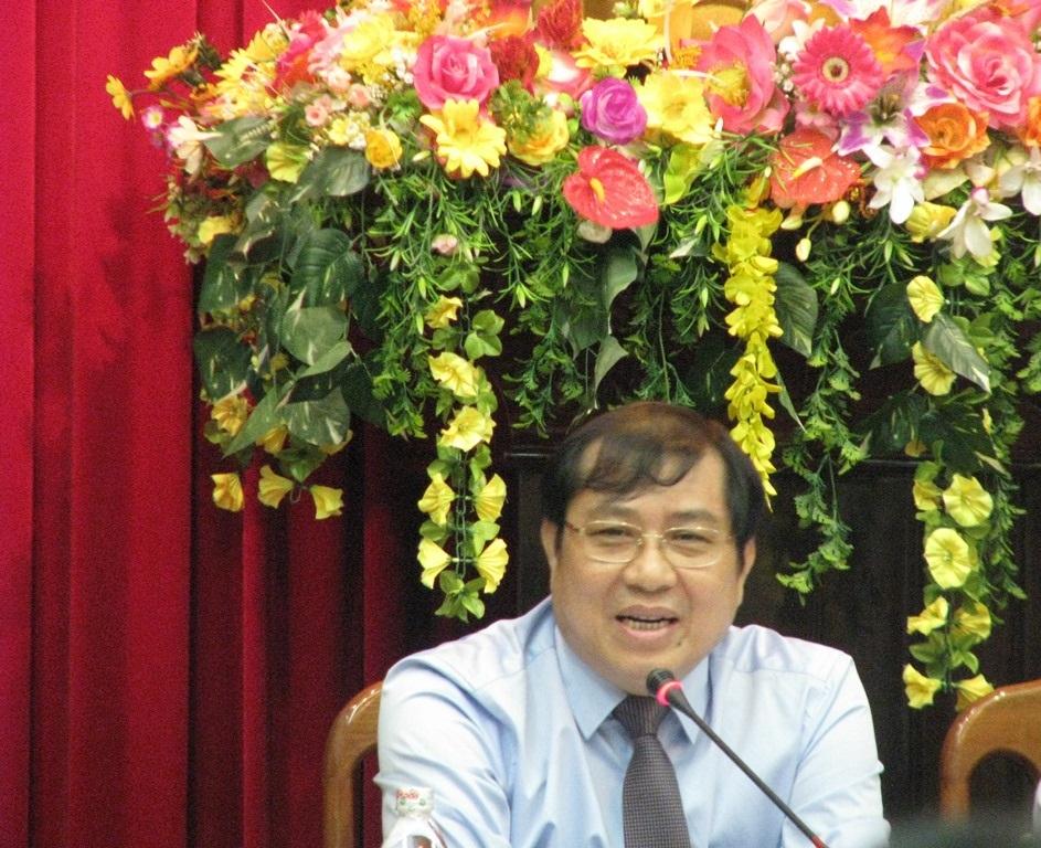 Chủ tịch UBND TP Đà Nẵng Huỳnh Đức Thơ làm trưởng Ban chỉ đạo liên ngành về vệ sinh an toàn thực phẩm