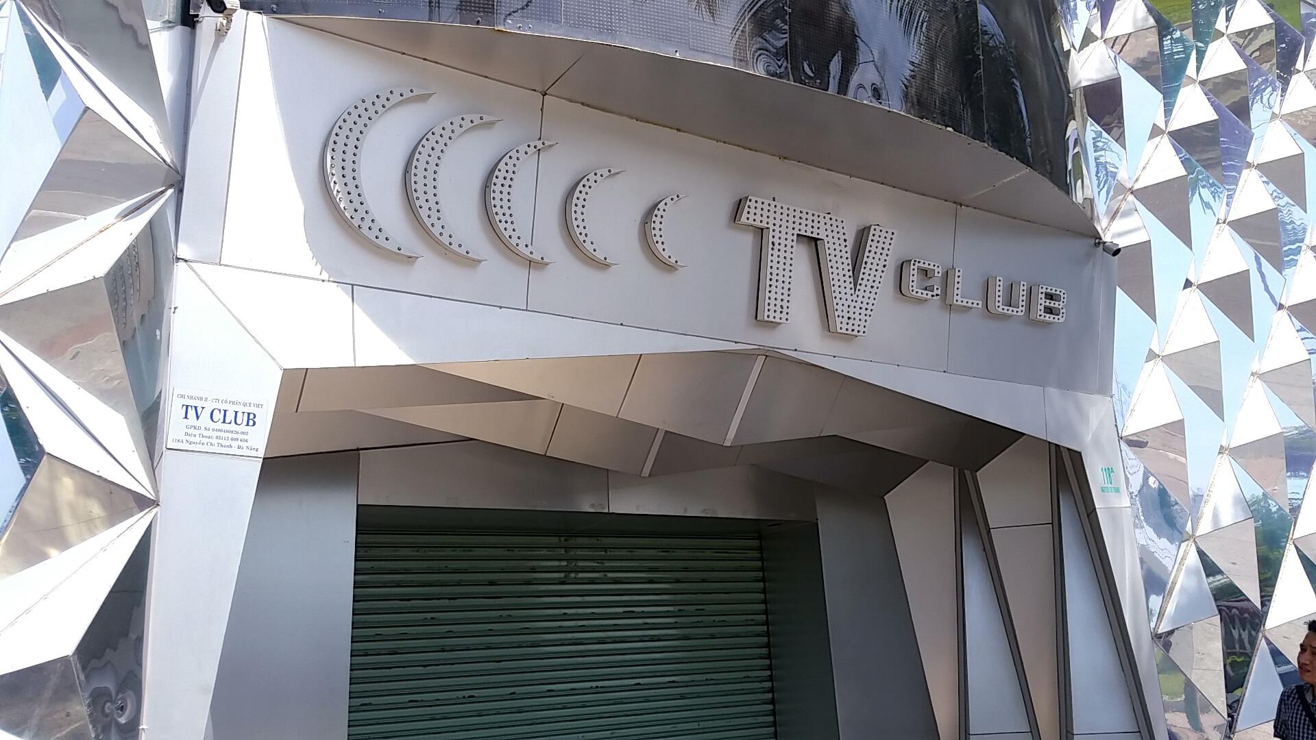 Quán bar TV Club - nơi khách Trung Quốc đốt tiền Việt