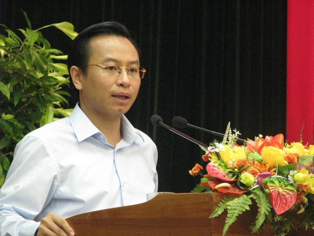 Bí thư Nguyễn Xuân Anh cho biết, Đà Nẵng rất quyết tâm và sẵn sàng để xây dựng thành phố thông minh