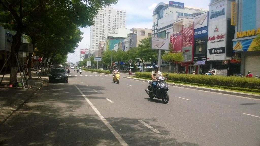 Đà Nẵng cấm đỗ xe ngày chẵn, ngày lẻ thêm 5 tuyến đường