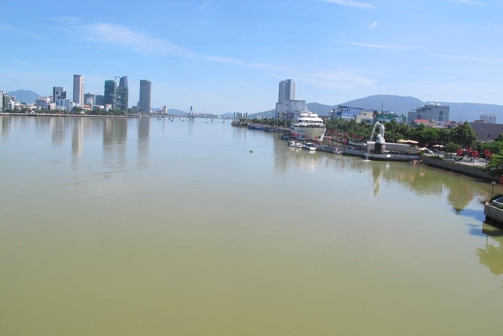 Đà Nẵng treo giải thưởng 100 triệu cho phương án thiết kế công trình vượt sông Hàn