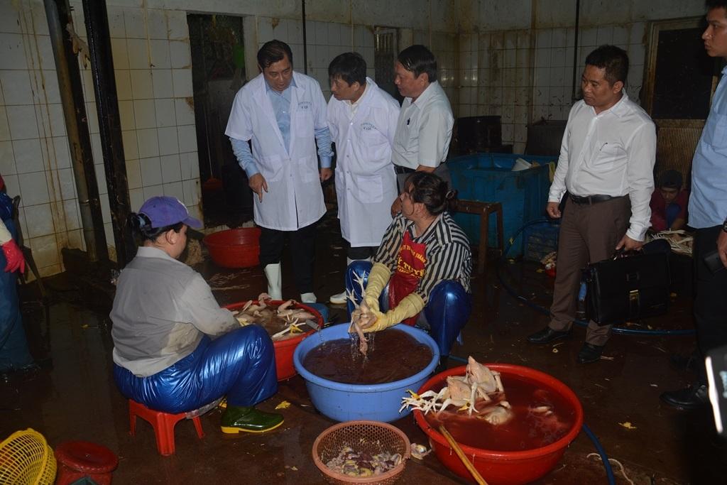 Trung tâm chế biến gia súc, gia cầm Đà Nẵng từng bị xử phạt vì gây ô nhiễm môi trường
