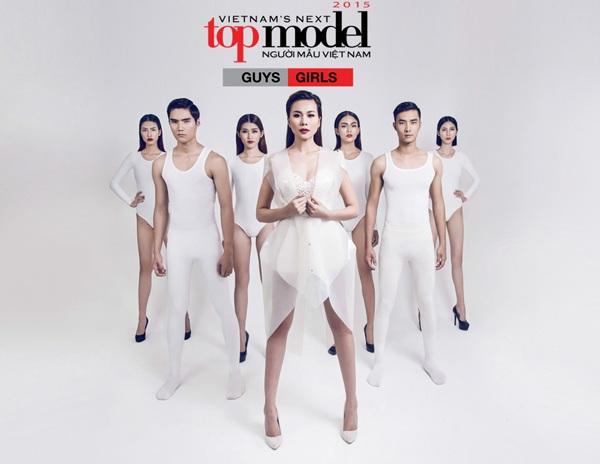 Thanh Hằng làm host cho chương trình Vietnam Next Top Model năm nay