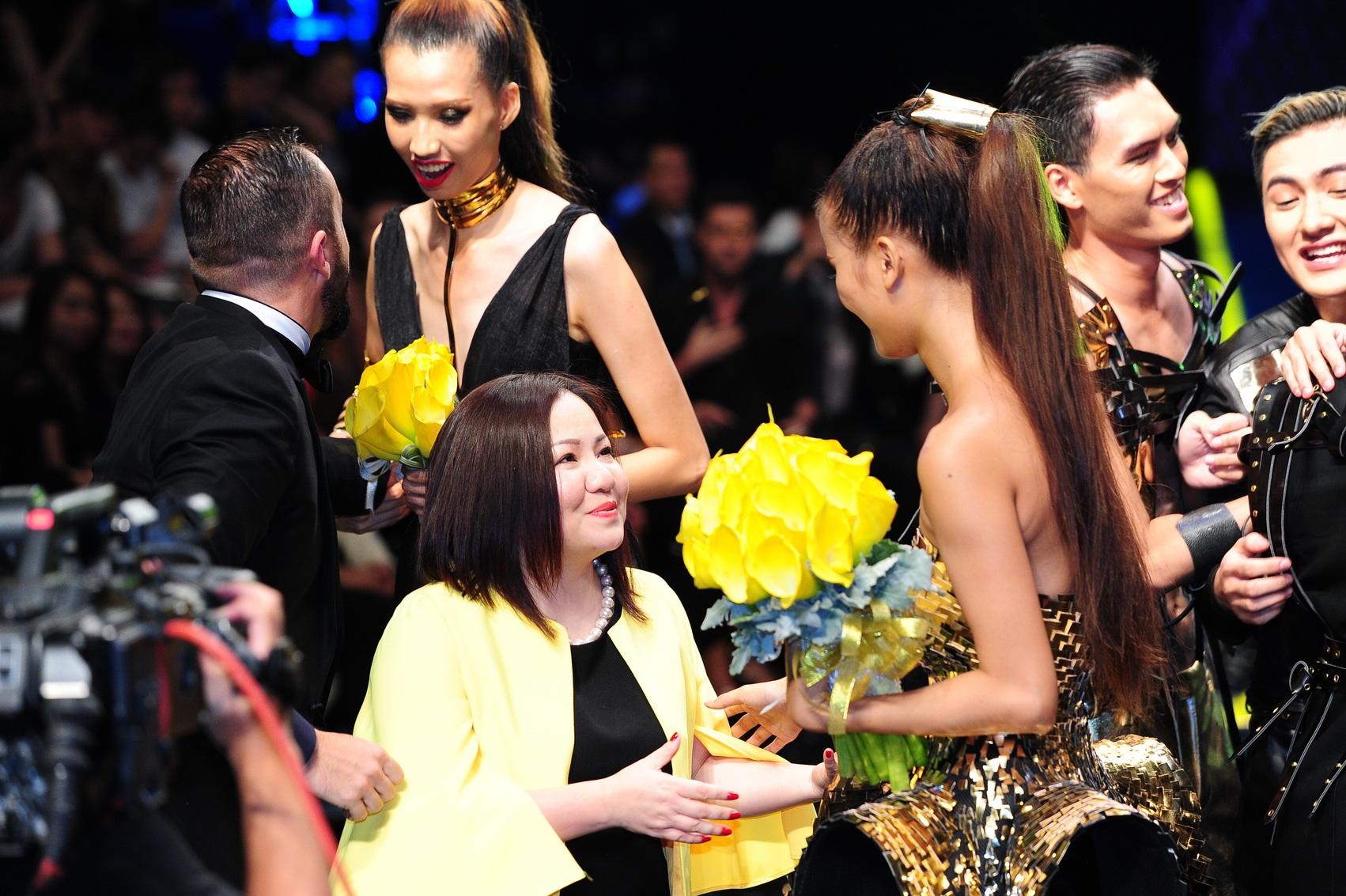 Những khoảnh khắc đẹp đêm chung kết Vietnam's Next Top Model - 22