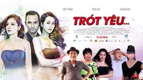 Bộ phim còn gây chú ý với cảnh nóng vừa bị gắn mác 16+ khi ra rạp. Bộ phim được công chiếu trên tất cả các cụm rạp trong toàn quốc.