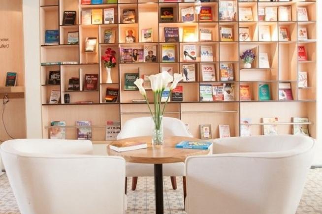 Sài Gòn cuối tuần... thư giãn với cà phê sách - 2