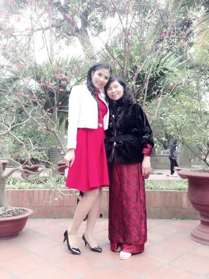 Những bà mẹ xinh đẹp của hoa hậu Việt - 8